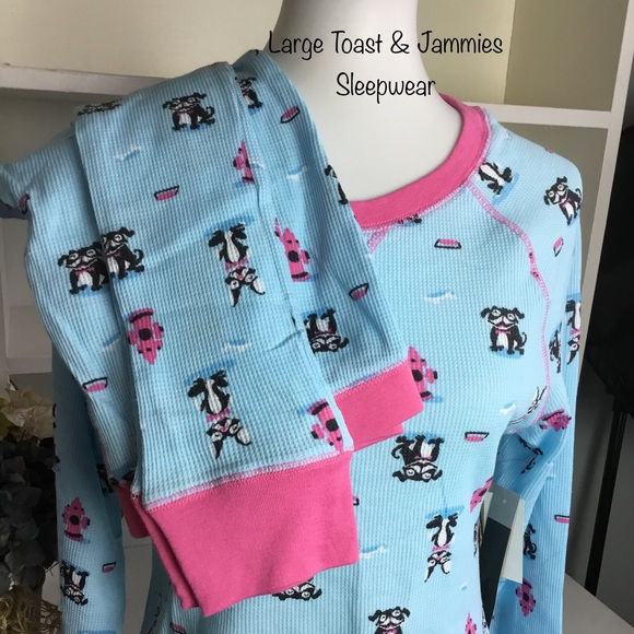 8b014089fe Toast   Jammies Sleepwear from Walmart Intimates   Sleepwear
